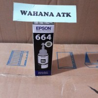 Tinta Epson 6641 Black utk printer epson L100 / L110 / L210 / L220
