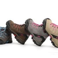 Sepatu SNTA 605 Boot/Gunung/Hiking/Wanita/Outdoor/Adventure