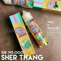 Sherthang Wild N Reckless Premium Sherbet 60 ml / 3 mg