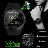 Smart Watch Y1 support Nano sim card & TF card/ bukan A1,U10,DZ09,GT08