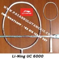 harga Raket Li-ning Ultra Carbon 6000 (berhadiah Tas Single) Tokopedia.com