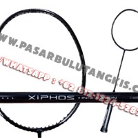 harga Raket Li-ning Xiphos Black (berhadiah Tas Single) Tokopedia.com