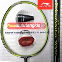 harga Raket Li-ning Windstorm 700 Ii Hitam (tas Single) Tokopedia.com