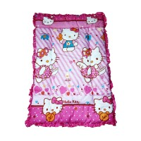 Jual BABY DOES Alas Main Hello Kitty Pink 145 x 100 cm Murah
