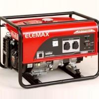 GENSET HONDA ELEMAX SH4600 EX 4000watt