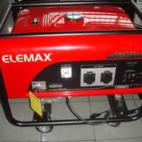 GENSET HONDA ELEMAX SH6500 EX 5800watt