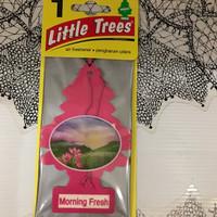 little trees car freshener morning fresh