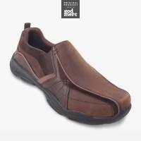 ORIGINAL Skechers Relaxed Fit Glides Calculous Men Shoes 64897DKBR