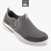 ORIGINAL Skechers Relaxed Fit Corven Horst Men Shoes 64807CCGY