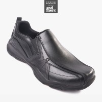 ORIGINAL Skechers Relaxed Fit Glides Calculous Men Shoes 64897BLK