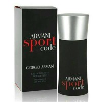 Parfum Ori Armani Sport Code Men EDT 100ml (No Box)