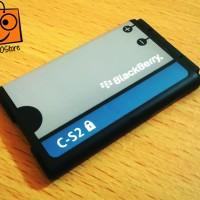Baterai C-S2 OEM Original 99% For BlackBerry Curve / Gemini / Keppler