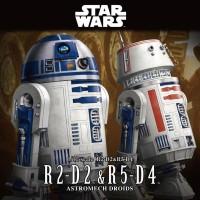 Bandai Star wars 1/12 R2D2 & R5-D4