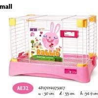 Harga Kandang Kelinci Alice Rabbio Rabbit Cage Small AE 32   WIKIPRICE INDONESIA