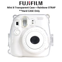 Fujifilm Kamera Instax Mini 8 Camera Casing Hard Case (Casing Saja)
