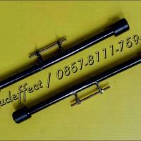 harga Engine Guard/frame Slider Nylon Untuk Tiger, Megapro, Thunder, Verza Tokopedia.com