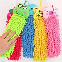 Jual hand towel / lap tangan / handuk tangan microfiber - HHM022 Murah