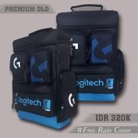 Backpack Premium Old Logitech