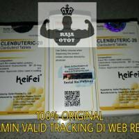 Clenbuteric-20 (Clenbuterol 20 mg x 100 tabs) By : KEIFEI PHARMA