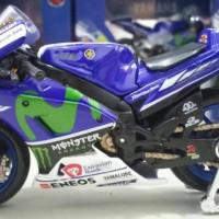Jual Diecast Motogp Valentino Rossi 2016 Maisto Murah