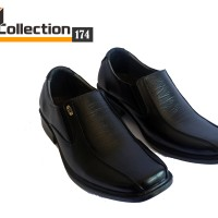 Jual Sepatu Pantofel PDH kode 3 Best Seller Kulit Sapi Asli Buat Ke Kantor Murah