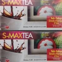 Jual S-MAXTEA (teh kulit manggis plus daun sirsak) 20tea bag Murah