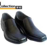 Jual Sepatu Kulit Pantofel PDH SP 02 Untuk Dinas Ke Kantor dan Formal Murah