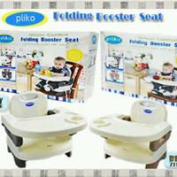 harga Folding Booster Seat Pliko Baby Tokopedia.com