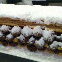 Surabaya Snowcake Choco Crunchy