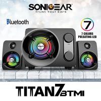 Jual Speaker Sonic Gear Titan 7 BTMI (Bluetooth) Murah