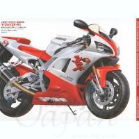 TAMIYA 140731/12 Yamaha YZF-R1