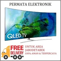 Samsung QA55Q8C 55 Inch Qled UHD 4K Smart Curved LED TV Q8C 55Q8C