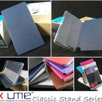 ume classic standing series flip cover book cover for samsung tab a 8