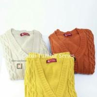 Jual Cardi Tumblr Series -Cardigan Rajut - Cardigan Wanita - Outerwear Murah