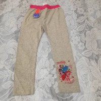 panjang SMA FLAGS baju anak import little pony celana/celana abu abu