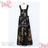 Jual Overall batik/overall rok batik/ jumpsuit rok/baju kodok/maxi dress Murah