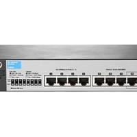 HP J9800A 1810-8 V2 Managed Switch 7 Port 10/100Mbps + 1 port Gigabit