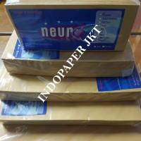 Amplop Coklat Non Seal Ukuran Cabinet