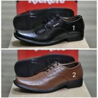 Jual Sepatu Pantofel Kickers Tali / Sepatu Kulit Murah / Sepatu Formal Pria Murah