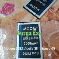 Baterai Bolt Aquila Slim Speed 4G / LN02 Double Power IC Protection