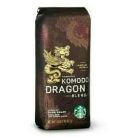 Starbucks Whole Bean Komodo Dragon Dark Roast - Starbucks ORI