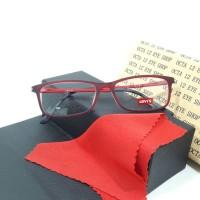harga Kacamata Levis T9053 Merah + Lensa Minus Dan Anti Radiasi Tokopedia.com