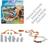 Thomas & Friends adventures Bridges & Bends track pack