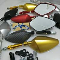 harga Kaca Spion Variasi Model Rizoma Tomok Semua Motor Fairing - Matic Tokopedia.com