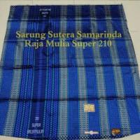 Sarung Sutra Samarinda Raja Mulia 210 ( New Motif )