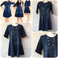 Premium Dress Denim Jeans Zipper BFit 003