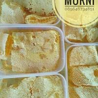 Jual madu sarang 500 gr. madu murni, 100% asli Murah