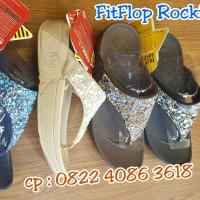 Jual Sandal wanita cewe import ori Fitflop kualitas premium stok 20 pcs Murah