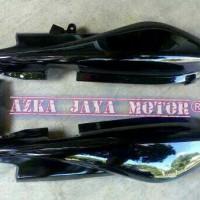 harga Cover Body Samping Honda Tiger Revo Warna Hitam, Sepasang Kiri Kanan Tokopedia.com