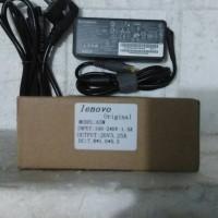 ORIGINAL Adaptor charger lenovo T410 T420 T430 x220 x230 20v-3.25A PIN